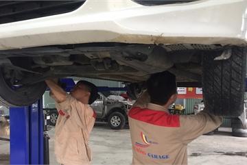 Những dấu hiệu nhận biết hư hỏng gầm xe ô tô không phải ai cũng biết