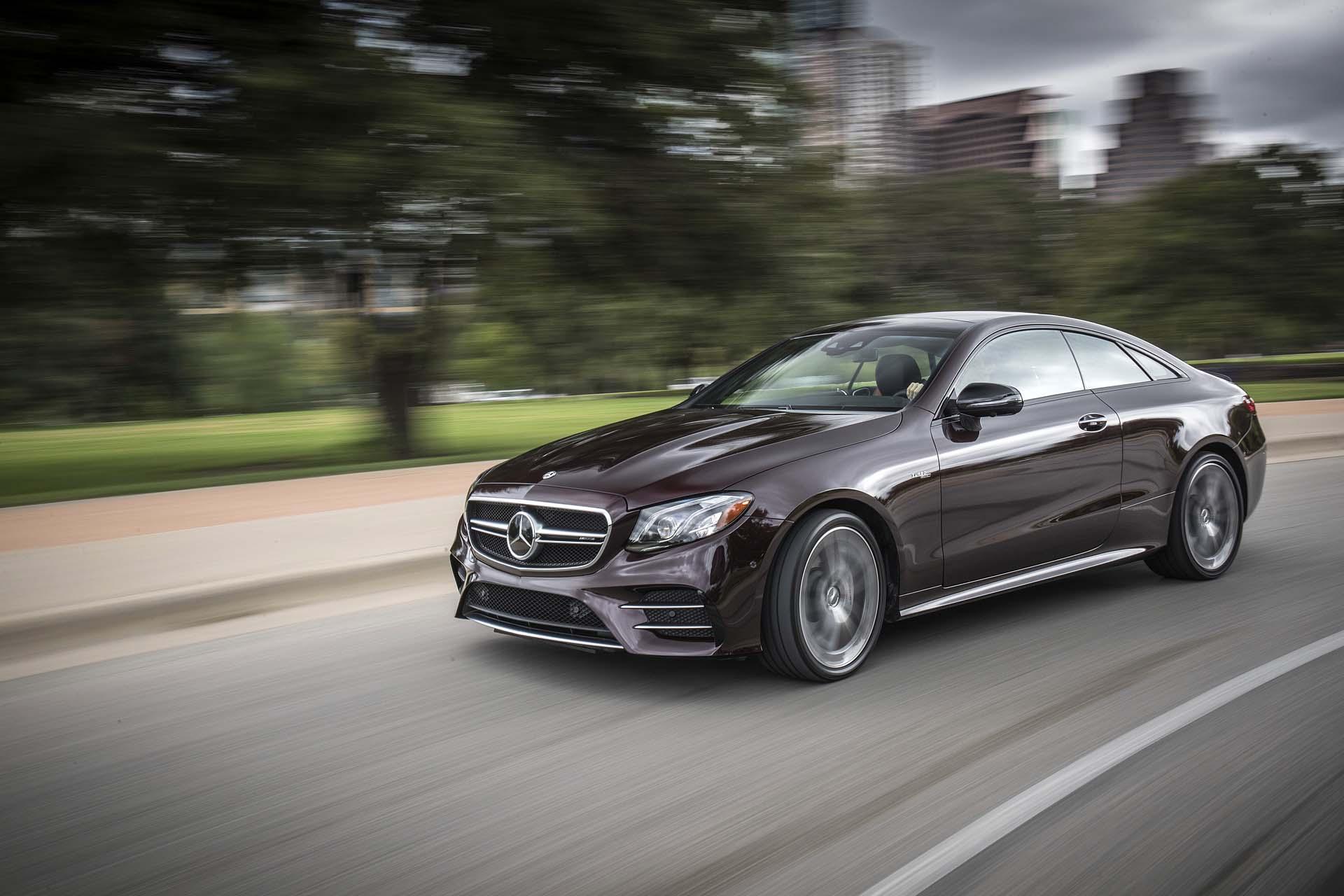 Gần 400.000 xe Mercedes-Benz E-Class bị triệu hồi tại Trung Quốc