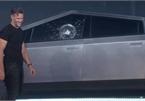 Khoe kính xe Cybertruck siêu bền, Elon Musk bị  bẽ mặt ngay sau đó