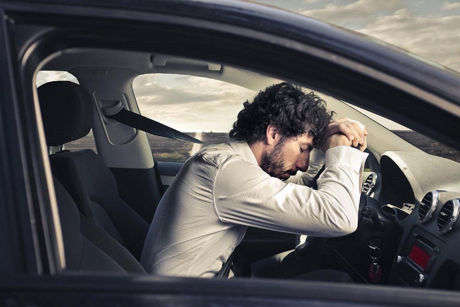 chống buồn ngủ khi lái xe