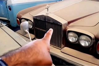 Đột nhập 'nghĩa địa' siêu xe đắt giá nhất thế giới, đủ cả Rolls Royce, Ferrari, Bentley, Lamborghini