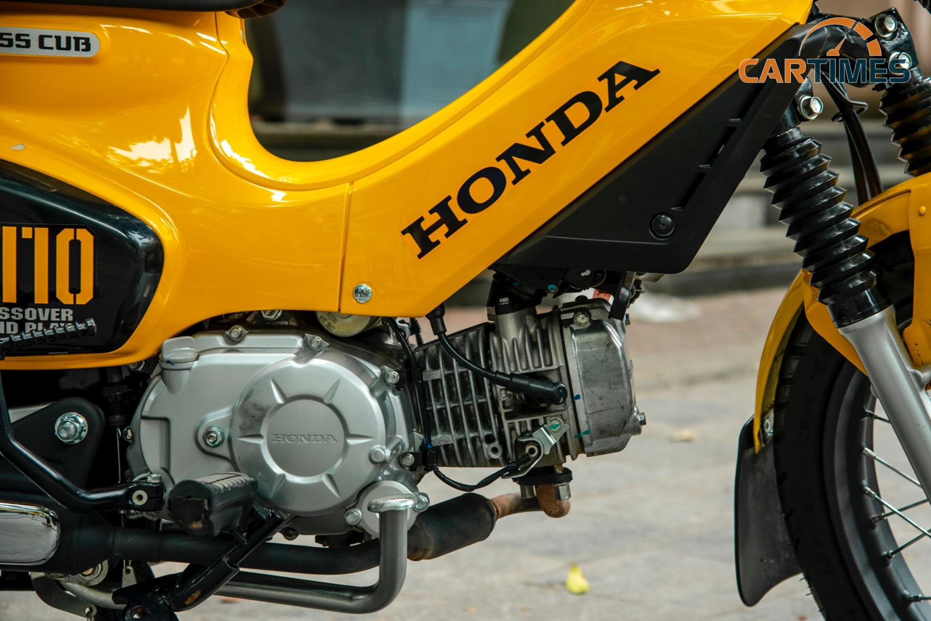 Động cơ Xe Honda Cross Cub