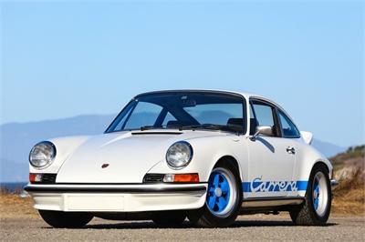 Porsche cổ 1 gương chiếu hậu, giá bán ngang siêu xe hiện đại
