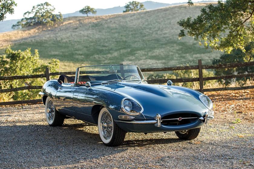 Rất nhiều mẫu xe gắn liền với lịch sử ngành công nghiệp xe hơi Anh quốc