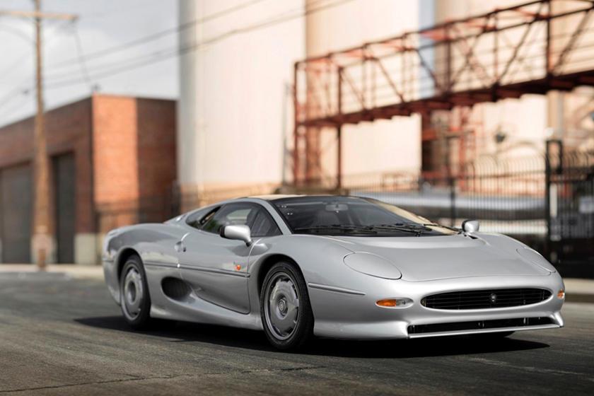 Một trong những siêu xe đầu tiên trên thế giới