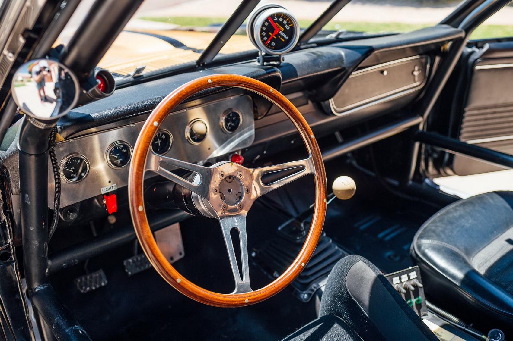 Vô lăng xe Shelby Mustang GT350H