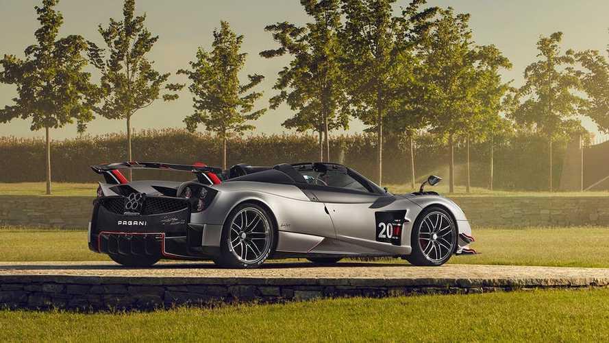 Mỗi chiếc Pagani Huayra Roadster BC có giá lên tới 3,5 triệu USD