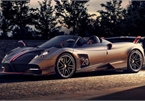 Siêu xe Pagani Huayra Roadster BC cực đắt đỏ, chỉ bán 40 chiếc