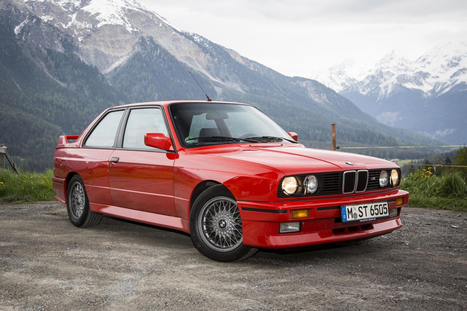 Xe BMW M3 thế hệ E30