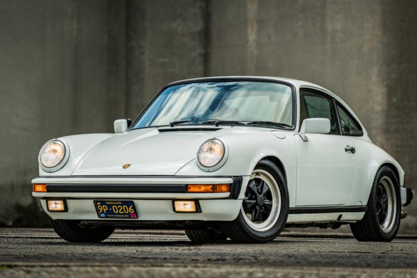 Chiếc Porsche 911 thế hệ đầu tiên