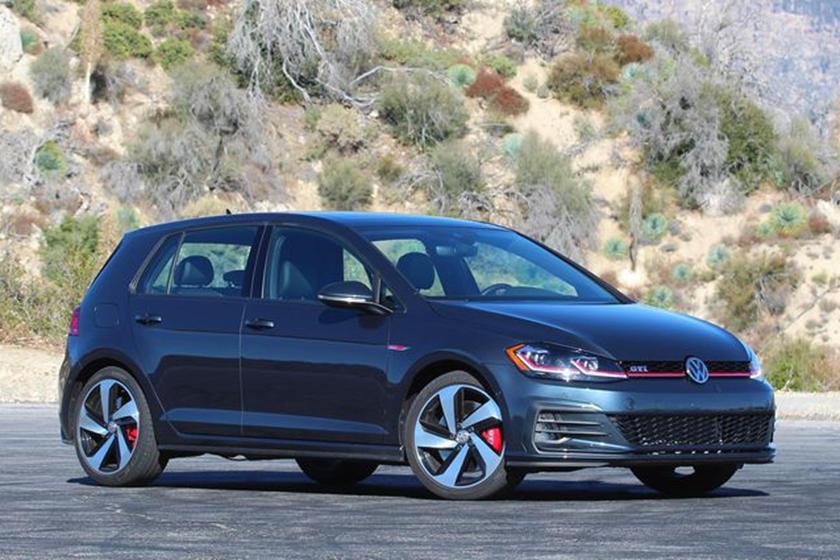 Xe Volkswagen Golf vẫn được sử dụng tới ngày nay
