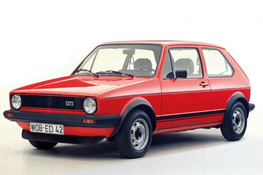 Xe Volkswagen Golf Mk1