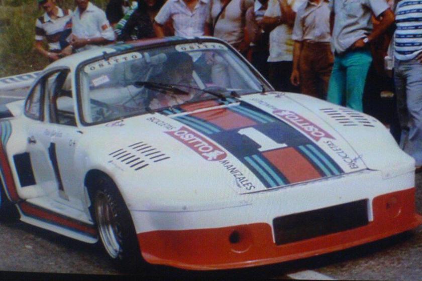 Ông trùm tội phạm có niềm đam mê với Porsche