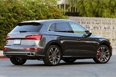Audi Q5 bị triệu hồi do lỗi hệ thống phanh, nguy cơ gây tai nạn