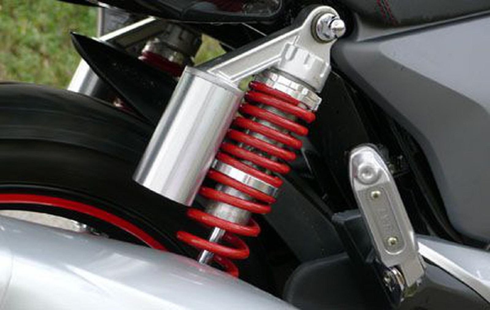 giảm xóc xe máy