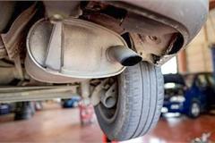 Tắc ống xả nguy hiểm thế nào đến vận hành ô tô?