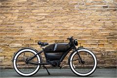 """Hãng chuyên độ xe Mercedes-Benz thiết kế xe đạp điện, trang bị và giá tiền """"gây choáng"""""""