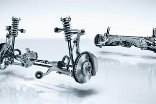 Các loại giảm xóc phổ biến trên xe ô tô