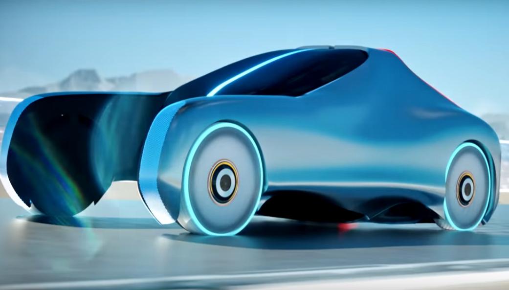 Lốp xe tương lai có thể tự
