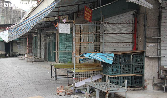 Ảnh: Hai chợ sầm uất nhất Móng Cái đóng cửa, gần 1.000 hộ ngừng kinh doanh - 12