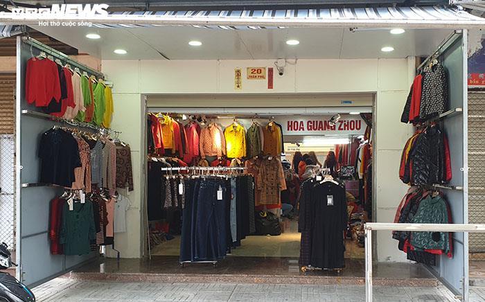 Ảnh: Hai chợ sầm uất nhất Móng Cái đóng cửa, gần 1.000 hộ ngừng kinh doanh - 13