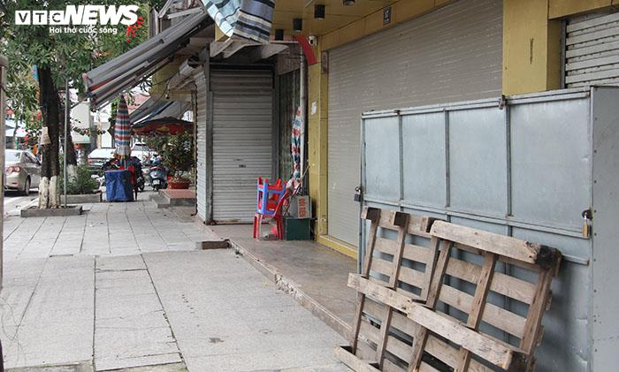 Ảnh: Hai chợ sầm uất nhất Móng Cái đóng cửa, gần 1.000 hộ ngừng kinh doanh - 14