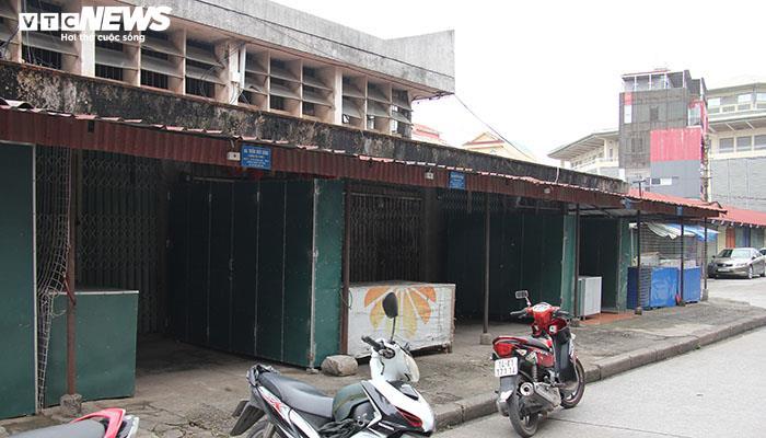 Ảnh: Hai chợ sầm uất nhất Móng Cái đóng cửa, gần 1.000 hộ ngừng kinh doanh - 16