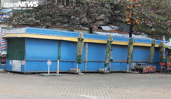 Ảnh: Hai chợ sầm uất nhất Móng Cái đóng cửa, gần 1.000 hộ ngừng kinh doanh - 7
