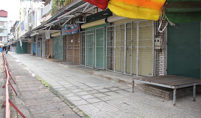 Ảnh: Hai chợ sầm uất nhất Móng Cái đóng cửa, gần 1.000 hộ ngừng kinh doanh - 8