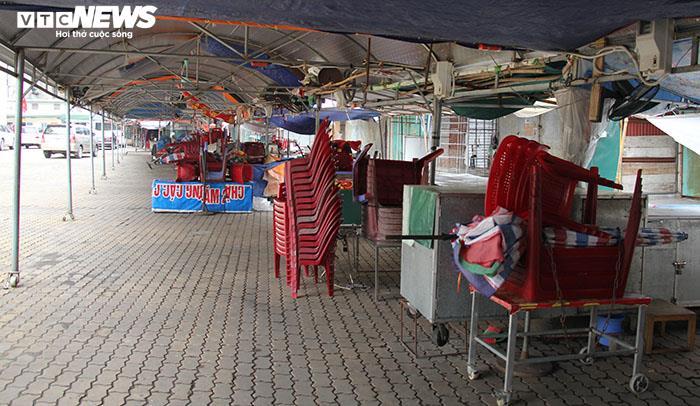Ảnh: Hai chợ sầm uất nhất Móng Cái đóng cửa, gần 1.000 hộ ngừng kinh doanh - 11