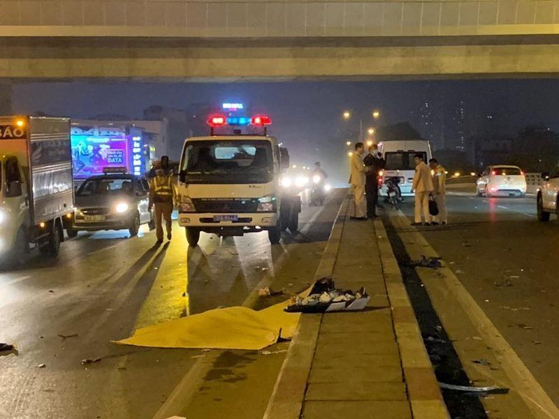 Đi xe máy ngược chiều gây tai nạn, chết rồi vẫn phải bồi thường - 1