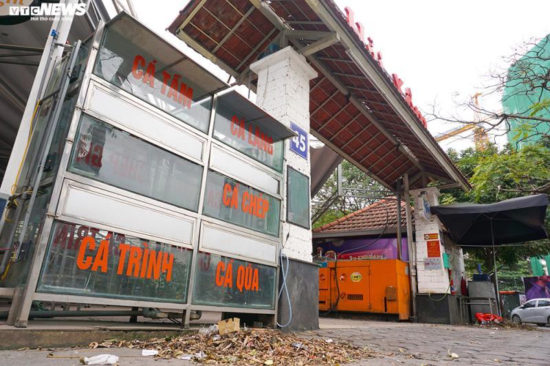 Hậu Nghị định 100 và Covid-19: Nhiều quán bia lớn ở Hà Nội đóng cửa - 3