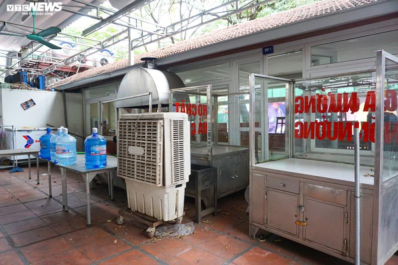 Hậu Nghị định 100 và Covid-19: Nhiều quán bia lớn ở Hà Nội đóng cửa - 6