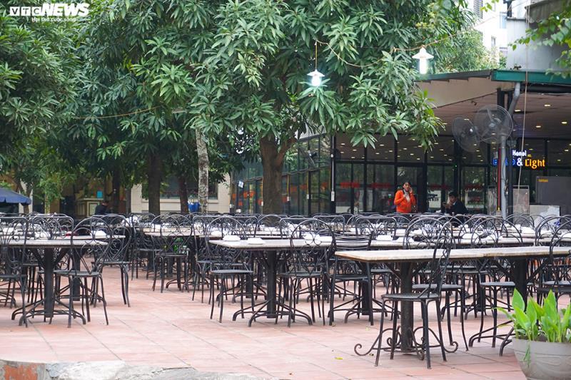 Hậu Nghị định 100 và Covid-19: Nhiều quán bia lớn ở Hà Nội đóng cửa - 14