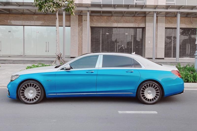 Người đẹp Diệp Lâm Anh rao bán Mercedes-Maybach S450 với lời hứa tặng kèm túi hàng hiệu - 1