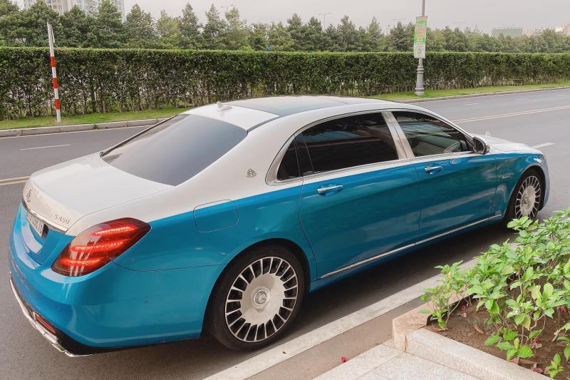 Người đẹp Diệp Lâm Anh rao bán Mercedes-Maybach S450 với lời hứa tặng kèm túi hàng hiệu - 7