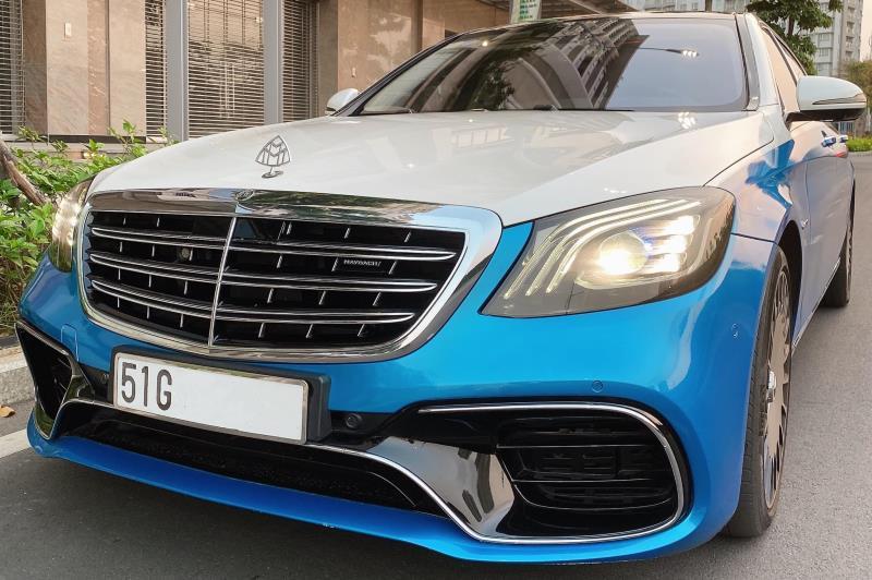 Người đẹp Diệp Lâm Anh rao bán Mercedes-Maybach S450 với lời hứa tặng kèm túi hàng hiệu - 2