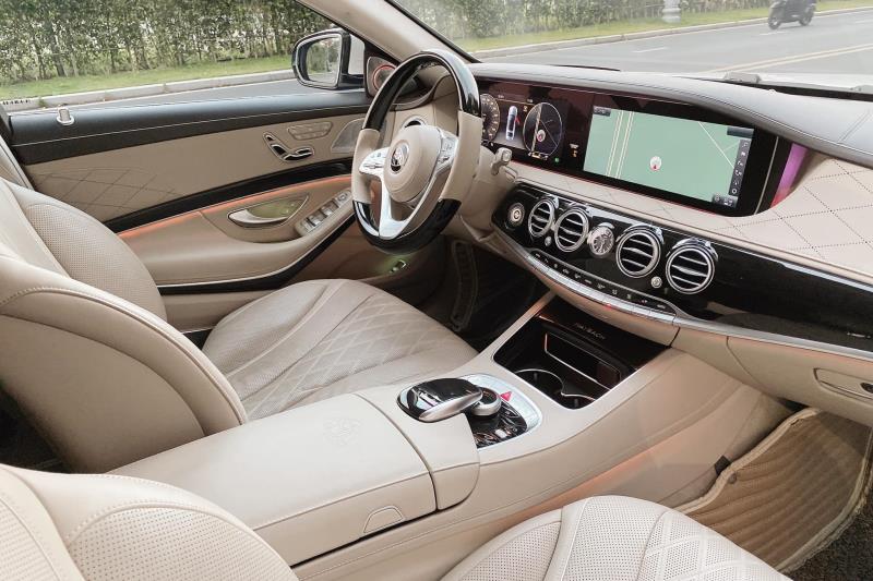 Người đẹp Diệp Lâm Anh rao bán Mercedes-Maybach S450 với lời hứa tặng kèm túi hàng hiệu - 5