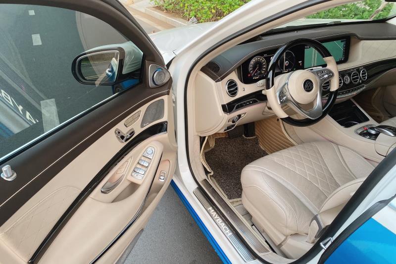 Người đẹp Diệp Lâm Anh rao bán Mercedes-Maybach S450 với lời hứa tặng kèm túi hàng hiệu - 4
