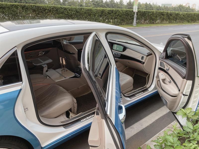 Người đẹp Diệp Lâm Anh rao bán Mercedes-Maybach S450 với lời hứa tặng kèm túi hàng hiệu - 3