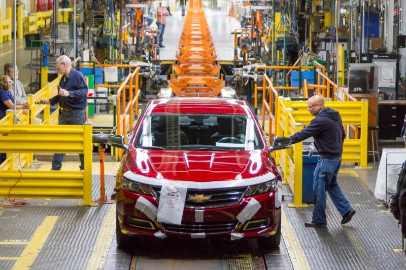 Chevrolet chia tay huyền thoại gắn bó suốt 62 năm Impala - 1