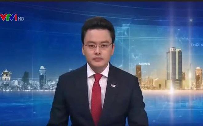 BTV Thời sự đình đám VTV hé lộ cảnh hậu trường bất ngờ - 1