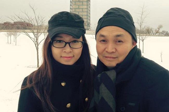 Nhắc đến con gái của các danh hài đình đám Việt Nam không thể không nói đến con gái của nghệ sĩ Xuân Hinh.