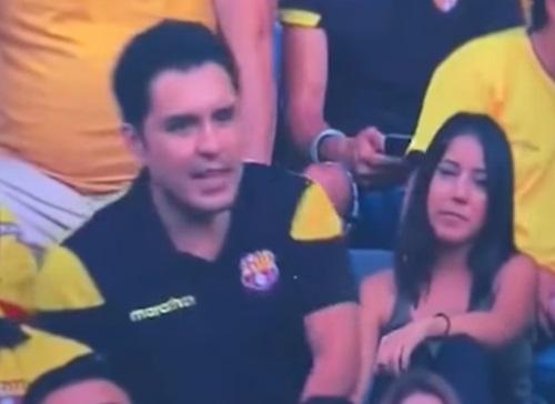 Cặp đôi tái mặt khi màn ngoại tình được phát trực tiếp trên truyền hình - 2