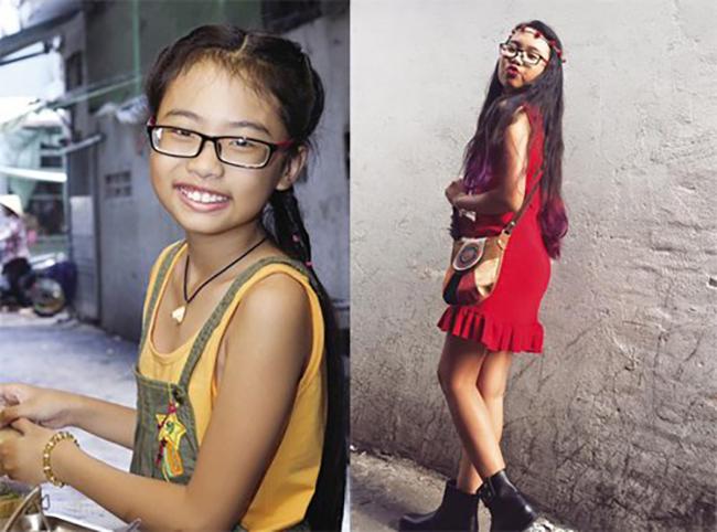"""Cách đây 6 năm, cô bé 10 tuổi - Phương Mỹ Chi sinh ra trong một gia đình lao động nghèo bất ngờ trở thành hiện tượng âm nhạc khi tham gia chương trình """"Giọng hát Việt nhí"""" mùa đầu tiên và đoạt danh hiệu Á quân."""