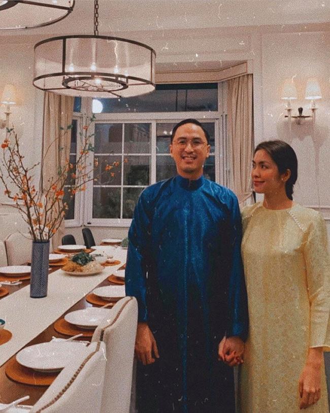 Trong khi đó một người đẹp miền Tây khác là Tăng Thanh Hà cũng có cuộc sống đáng mơ ước khi lấy chồng nhà đại gia.