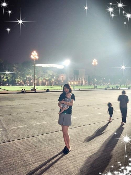 Vợ 8X xinh như hoa hậu của giám đốc VTV24 Quang Minh hé lộ quá khứ ít người biết - 4