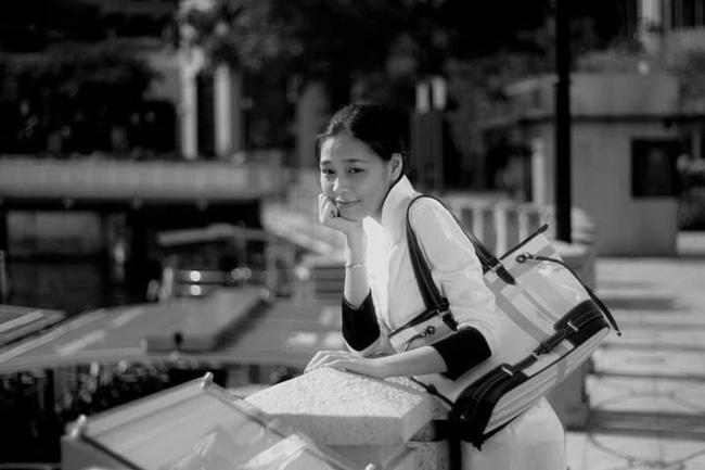 Vợ 8X xinh như hoa hậu của giám đốc VTV24 Quang Minh hé lộ quá khứ ít người biết - 6