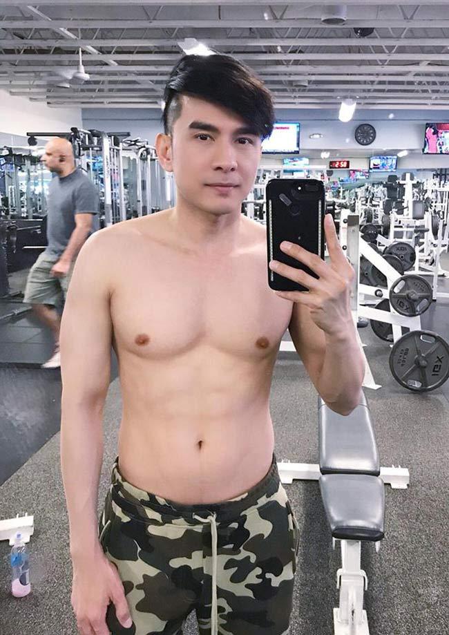 Chỉ trên dưới 1m70 nhưng Đan Trường, Phan Đinh Tùng...vô cùng tráng kiện - 10