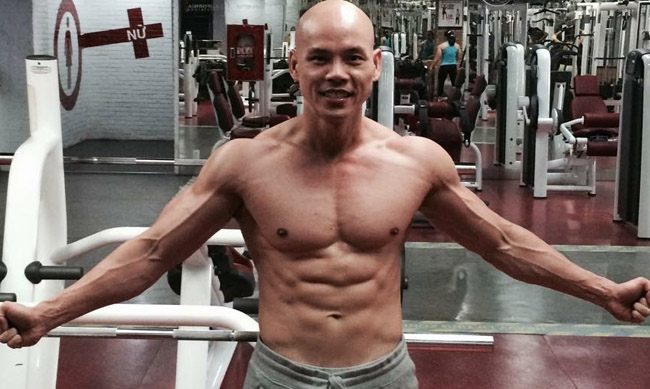 Chỉ trên dưới 1m70 nhưng Đan Trường, Phan Đinh Tùng...vô cùng tráng kiện - 13
